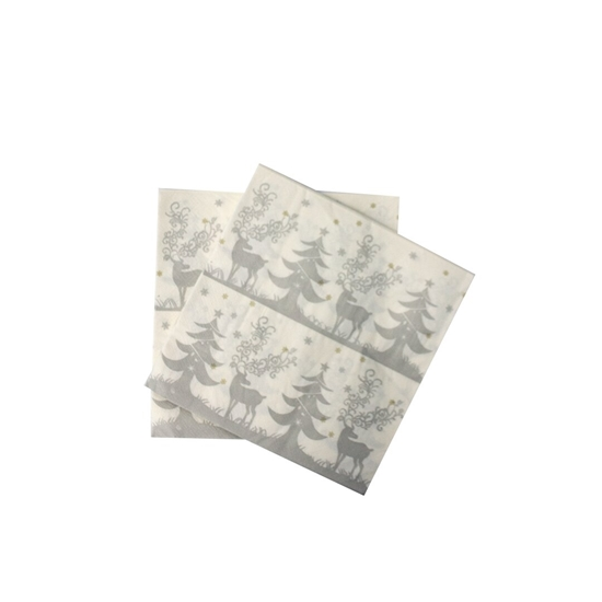 Picture of XMAS NAPKIN 20PCS 881-11