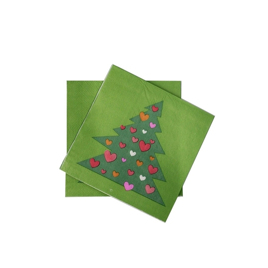 Picture of XMAS NAPKIN 20PCS 881-3
