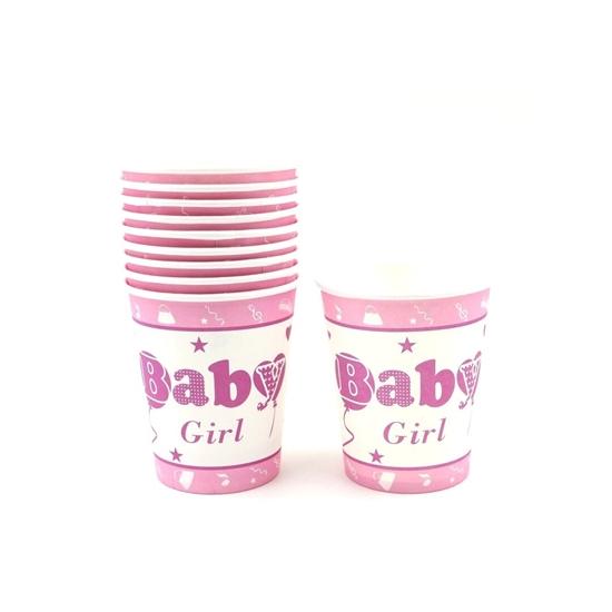 صورة Baby Girl Paper Cup