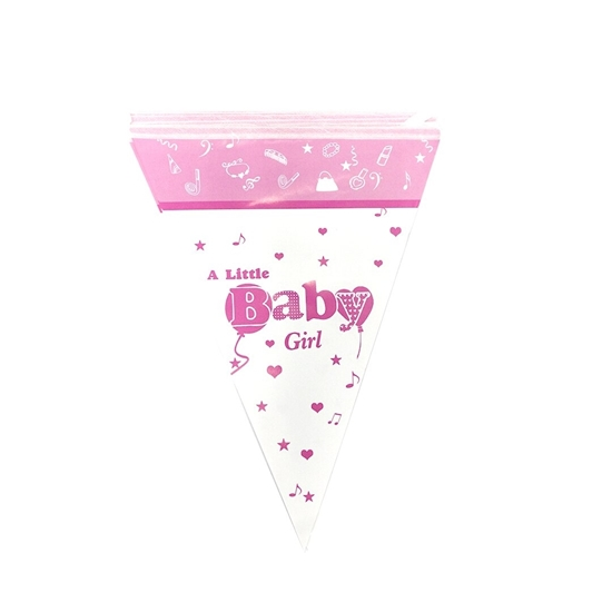 صورة Baby Boy Girl Party Flag PARTY FLAG