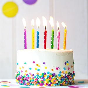 Picture for category Birthday Candles