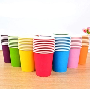 Picture for category SOLID COLOR TABLEWARE CUP'S