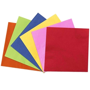 Picture for category SOLID COLOR TABLEWARE NAPKIN