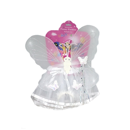 Picture of PINK FAIRY COSTUME DRESS