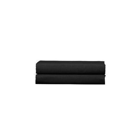 صورة كيسا وسادة  من  القطن والبوليستر - 76 × 51 سم - أسود