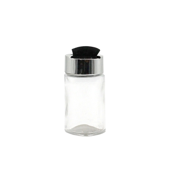 Picture of Glass Spice Shaker - 9.5 x  5 Cm