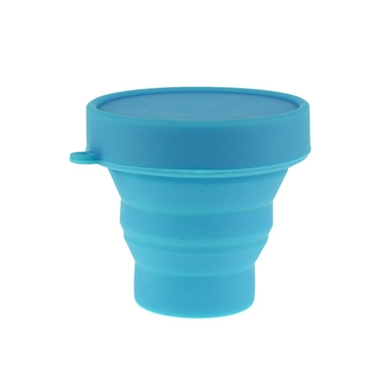 Picture of SILICONE FOLDABLE CUP - 8 x 9 Cm