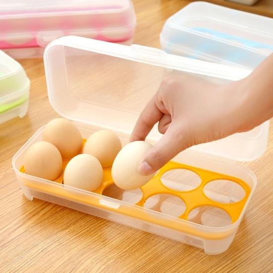 Picture of Egg Storage Box - 25 x 10 x 8 Cm