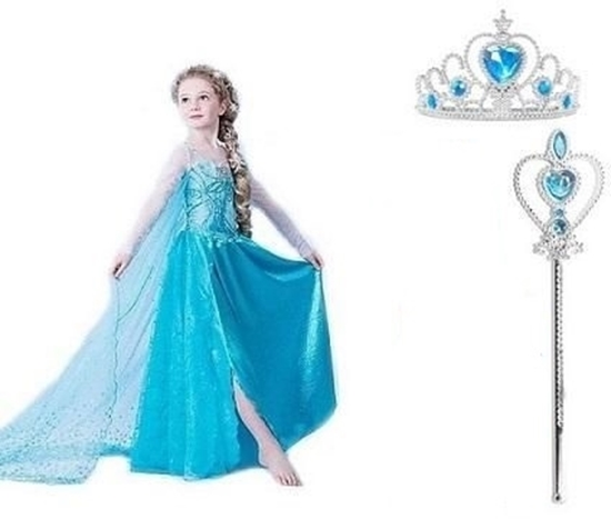 Picture of FROZEN COSTUME