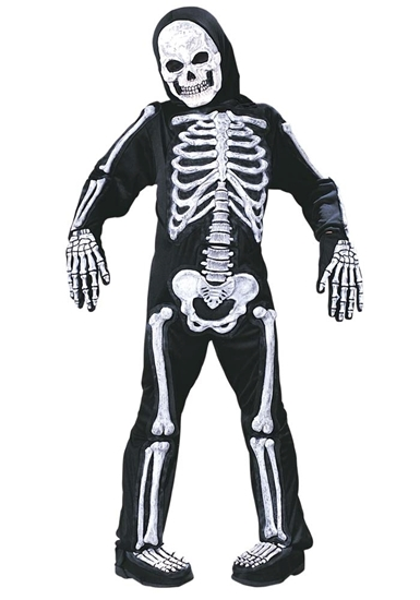 Picture of SKELETON COSTUME