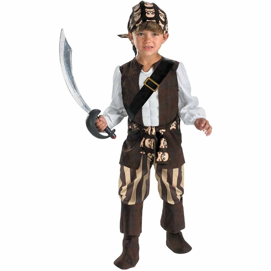 Picture of ROGUE PIRATE COSTUME