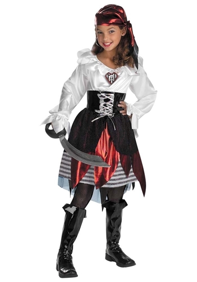 Picture of PIRATA GIRL COSTUME