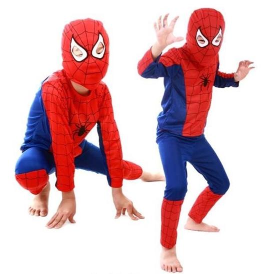 Picture of SPIDERMAN COSTUME