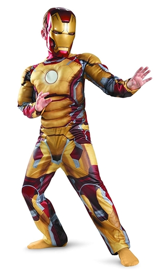 Picture of IRON MAN 3 COSTUME