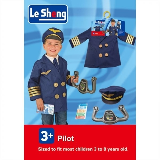 Picture of Airline Pilot Children's Costume