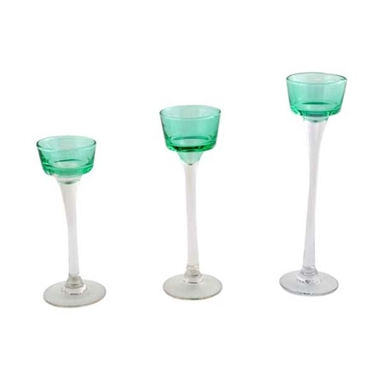 صورة Candle Sticks Pcs Set Cm 3PCS/SET