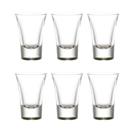 صورة DRINKING GLASS 30ml 6PCS/BOX