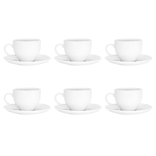 Picture of Coffee cups and saucers