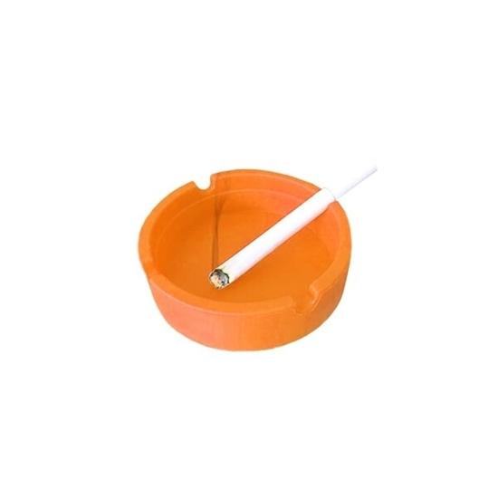 Picture of Ceramic Cigarette Ashtray - 11.5  x 4 Cm