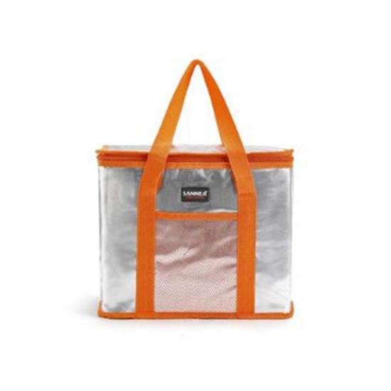 Picture of Bag Refrigerator, Sannea Cooler Bag Thermal Bag  36 x 22 x 33 cm