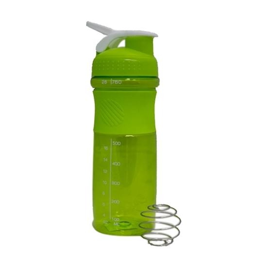 صورة زجاجة مياه رياضية من البلاستيك  - 23 × 7 سم