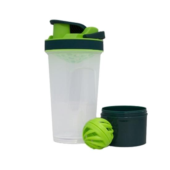 صورة زجاجة مياه رياضية من البلاستيك  - 20 × 10 سم