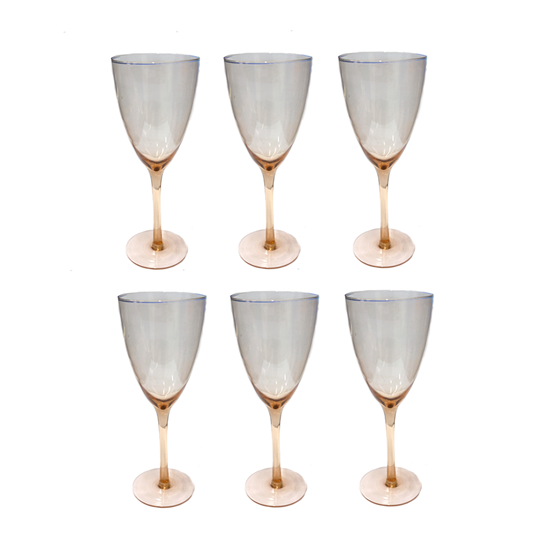 Picture of Glassware with Beautiful Stem - 22 x 9 Cm