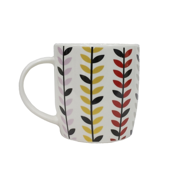 Picture of Colored Ceramic Mug - 9 x 8.5 Cm