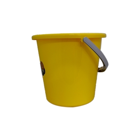 صورة Plastic Bucket with Handle - 35 x 34 Cm