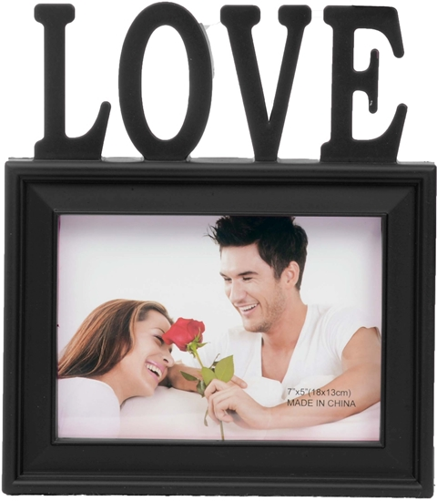 Picture of Black - Photo Frame - 24 x 21 Cm