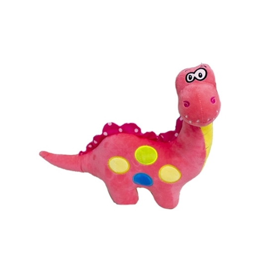 Picture of Dinosaur Blush Toy - 32 Cm