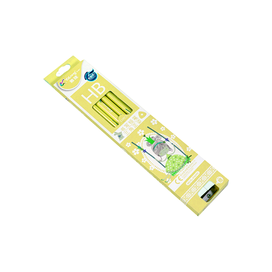 صورة HB Black Lead Office Pencil Superior Quality, 1 Pack (12 pcs)