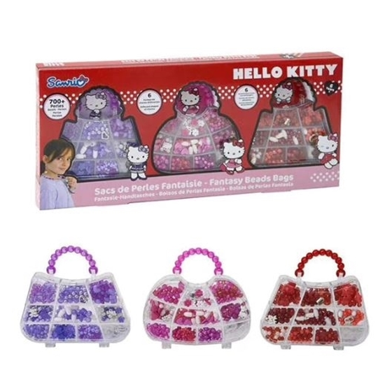 صورة Hello Kitty Beads Bags - 46 x 20 x 4 Cm