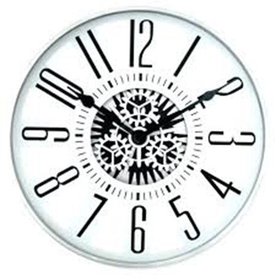 Picture of Round Wall Clock - 34 Cm