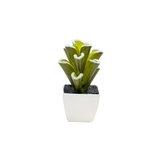 Picture of Artificial Potted Plant - 10 x 6 Cm