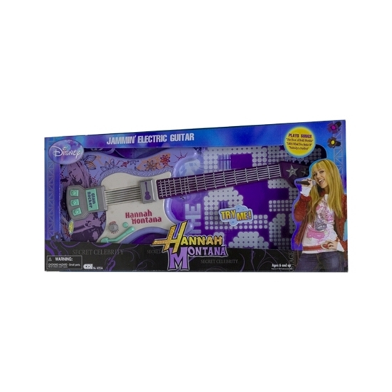 Picture of HANNAH MONTANA SECRETR CELEBRITY - 60 x 19 Cm