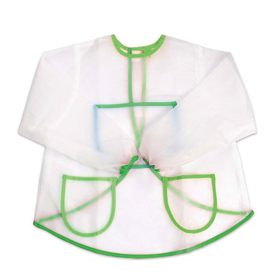 Picture of Art Apron with Sleeves - 47 x 44 Cm