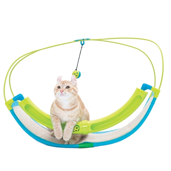 Picture of Cat Toy with Scratch Pad - 46 x 60 x 33 Cm