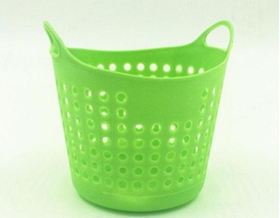 صورة Small Plastic Basket - 10 x 10 Cm