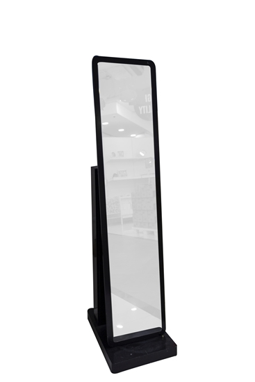 Picture of Brown Standing Mirror -  W35 x L43 x H168 Cm