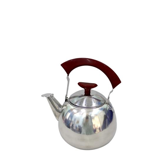 صورة Stainless Steel Tea Kettle 1L - 14 Cm