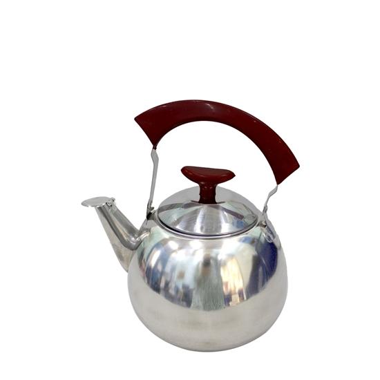 صورة Stainless Steel Tea Kettle 1.5L - 16 Cm