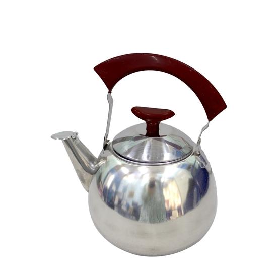 صورة Stainless Steel Tea Kettle 2L - 18 Cm