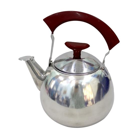 صورة Stainless Steel Tea Kettle 3L - 20 Cm