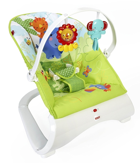 Picture of Newborn Baby Bouncer - 60 x 13 x 44
