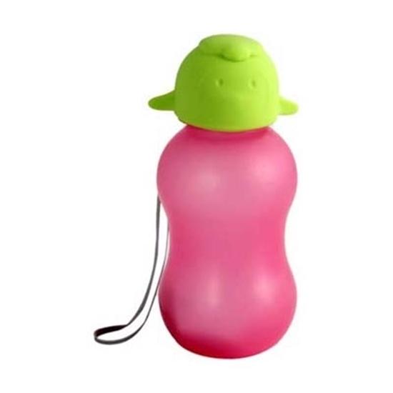 صورة Calabash Duck Lid Water Bottle 400 ML - 17 x 7 Cm