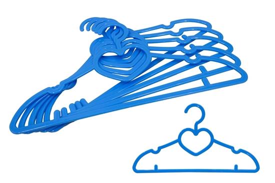 Picture of Plastic Hanger, 5pcs - 40 x 22 Cm
