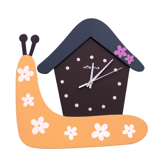 Picture of House Wall Clock - 33 x 33 Cm