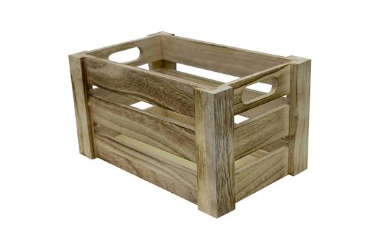 صورة Wooden Box - 41 x 31 x 20 Cm