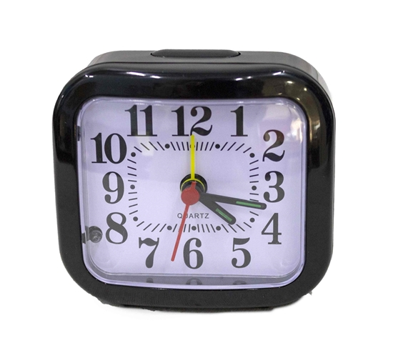Picture of Table Alarm Clock - 8 x 7 Cm